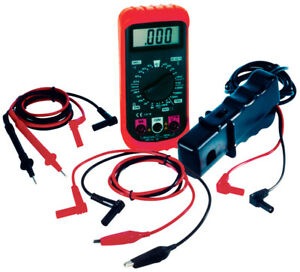 Digital Automotive Engine Analyzer Multimeter