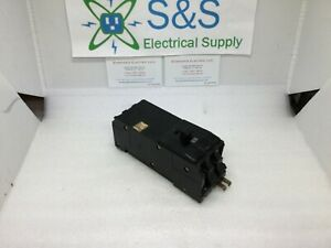 Square D Q1l3100 Circuit Breaker 3 Pole 100 Amp 240 Volt flawed