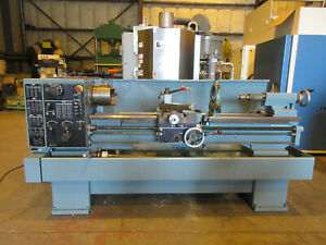 Harrison 600 15 X 60 Gap Bed Lathe 8 3 Jaw 12 4 Jaw Inch Metric video