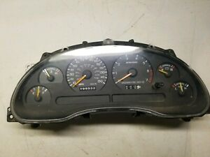 94 95 Ford Mustang Gt Gauge Cluster 150 Mph Sn95