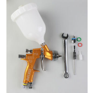 Devilbiss Hvlp Air Spray Gun With Cups Autonotive Paint Spray Gun Gti Te20 Lite