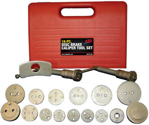 Disc Brake Caliper Tool Set 18 Pc