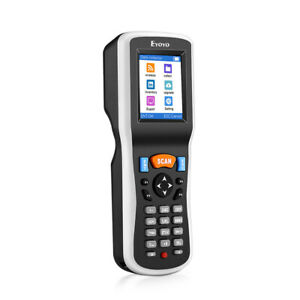 Wireless Barcode Scanner Collector Inventory With Usb Receiver For Supermarket