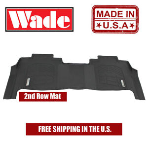 Sure fit Floor Mats 2nd Row rear Fits 2004 2008 Ford F 150 Super Cab