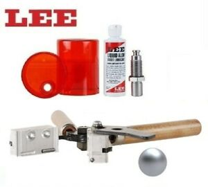 Lee 2 Cav Mold (451 Diameter) Round Ball & Sizing and Lube Kit! # 90440+90061 $57.20