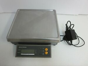 Avery Weigh tronix Pc802b Pc 802b 25 50lb Digital Precision Counting Scale
