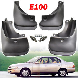 For Toyota Corolla Sedan 1993 1998 E100 Ae100 Ae102 101 Mud Flaps Splash Guards