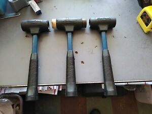 Blue Point Hammers 3 No Tips Dead Blow