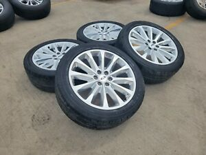 20 Ford F 150 Expedition Limited Rims Wheels Tires 10004 2017 2018 2019 2020