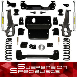 Superlift 4 Lift Kit W Shocks For 2009 2011 Dodge Ram 1500 4wd