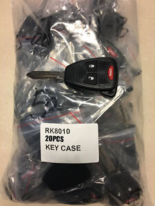 20pcs Replacement Keyless Entry Remote Control Key Fob For Chrysler Dodge Jeep