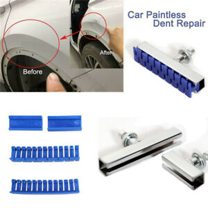 6pcs Pdr Slide Hammer Tool Puller Lifter The Cars Paintless Dent Removal Repair