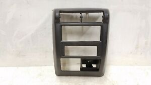 Jeep Wrangler Tj Radio Bezel Shroud 97 02 Dash Vent Surround 97b