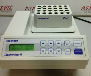 Eppendorf Thermomixer R Shaker With Mpt Block