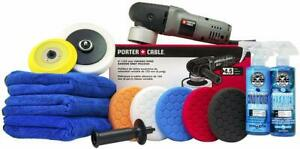 Chemical Guys Buf_209 Porter Cable 7424xp Polishing Kit Best Seller Free Ship