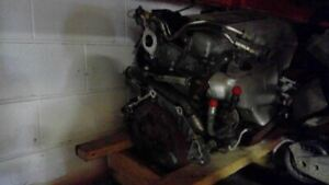 Engine 03 2003 Chevy Cavalier 2 2l Motor vin F 8th Digit 154k Miles Tested
