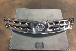 06 07 Nissan Murano Front Chrome Grille W emblem 62310 cc20a Oem Warranty