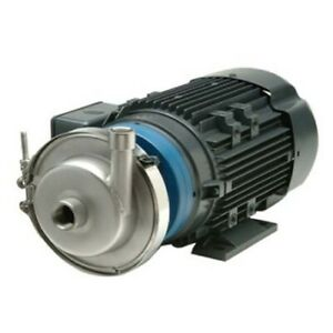 Centrifugal Pump 39 Gpm 115 230 V 1 Ph 3 4 In 1 2 Out 3 Impeller