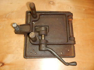 Vintage Delta Rockwell 20 Drill Press Cam Action Motor Mount Assembly
