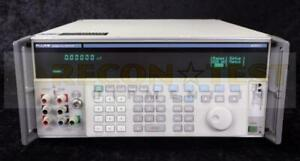 Fluke 5720a Option 03 Multifunction Calibrators With 17025 Accredited Cal