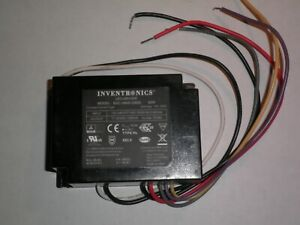 Inventronics Led Driver Euc 042s128ds 42w 120 277v dimmable outdoor