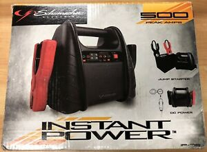 Schumacher Electric Instant Power Jump Starter And Dc Power Source Model Ip 75