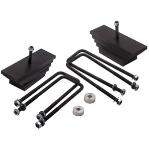 Front 3 Leveling Lift Kit Fit Ford F250 Super Duty Excursion 1999 04
