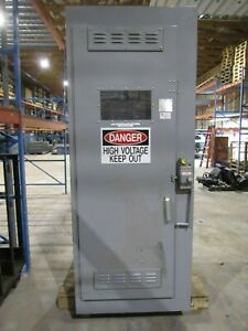 Electro mechanical Type 1 Enclosed Switchgear 2s78 15kv 600amp Indoor Use