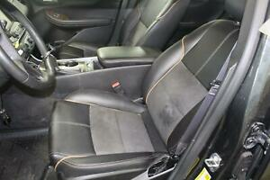2014 15 Chevy Impala Lt Driver Lh Electric Black Suede Front Seat vin 1 4th