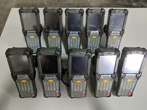 Lot Of 10x Motorola Symbol Mc9190 g30swsqa62r Mc9190 Barcode Mobile Scanner
