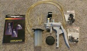 Mityvac Auto Tune Up Test Kit 7000 Manual Parts Tubing Lot Tested