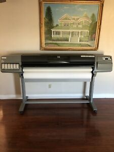 Hp Designjet 5500ps 60 Color 10 Rolls Of Kodak Paper Local Pick Up Only