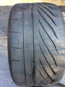 Used Goodyear F1 Super Car 325 30 Zr19 Emt Left Side Rear