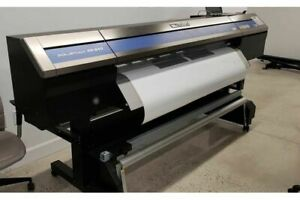 Roland Soljet Pro 4 Xr 640 Wide Large Format Printer Cutter Plotter