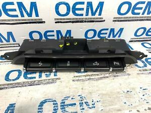14 15 16 17 Silverado Sierra Dash Traction Control Cargo Light Pedal Switch Oem