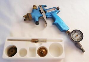 Optima Gravity Feed Spray Gun