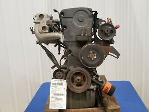 2004 Kia Spectra 2 0 Engine Motor Assembly 183 355 Miles Dohc No Core Charge