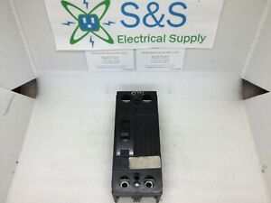General Electric Tqd22125 2 Pole 240 Vac 125 Amp Circuit Breaker