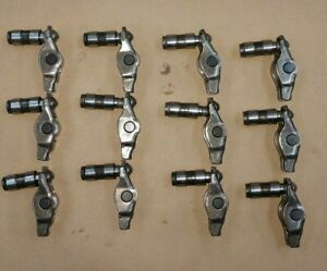 2011 2019 Chrysler Dodge Jeep Ram 3 2 3 6 Set Of 12 Rocker Arms 12 Lifters