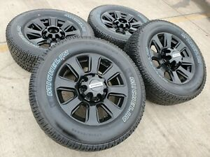 20 Ford F 250 F 350 Oem Rims Wheels Tires 3844 2014 2015 2016 2017 2018 2019