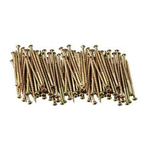 250 Box Of Screws Works On All Types Of Carpet And Hardwood Floors Wax Coated