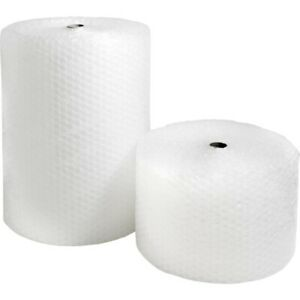 Bubble Wrap Rolls Perforated Small 3 16 Medium 5 16 Large 1 2 Free Shipping