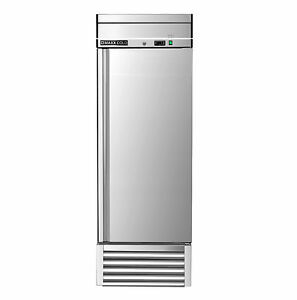 Maxx Cold 27 One 1 Single Door Upright Reach in Commercial Refrigerator Cooler
