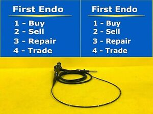Olympus Urf p2 Ureteroscope Endoscope Endoscopy 907 s54