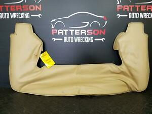 1995 Chrysler Lebaron Tan Convertible Boot Cover small Holes stains