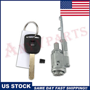 Ignition Switch Cylinder Lock For Honda Accord Crv Fit Civic 2003 2011 With Key