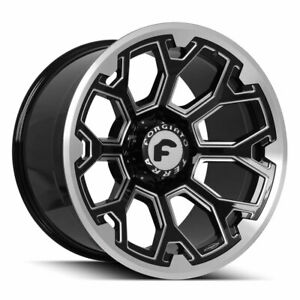 22 Forgiato Flow Terra 002 Machined Forged Wheels Rims Fits Ford Expedition