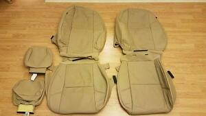 Escalade Esv Chevy Tahoe Gmc Yukon Xl Suburban Front Bucket Seat Covers Leather
