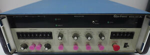 Gigatronics 600 Signal Generator 0 01 8 0 Ghz Tested And Working