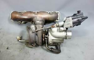 2012 2017 Bmw F30 328i F22 F25 X3 N20 4 Cylinder N26 Turbo Charger Assembly Oem
